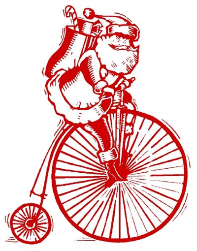 Image result for merry christas bike